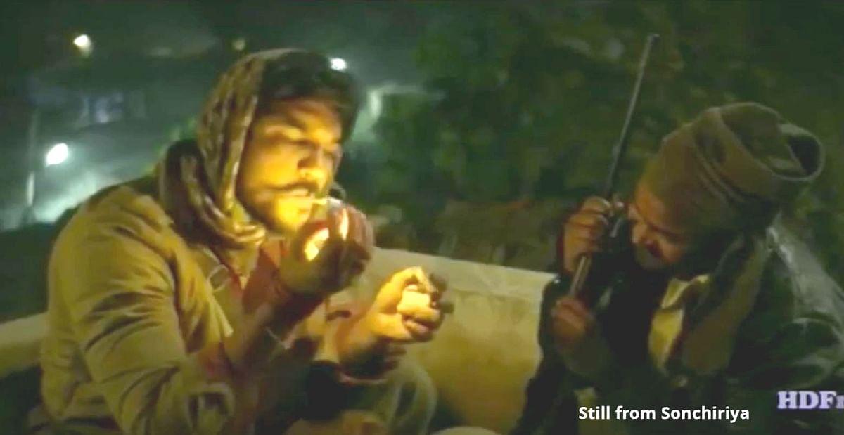 Solanki shared the screen with<b> Sushant Singh </b>in Sonchiriya.<b> </b>