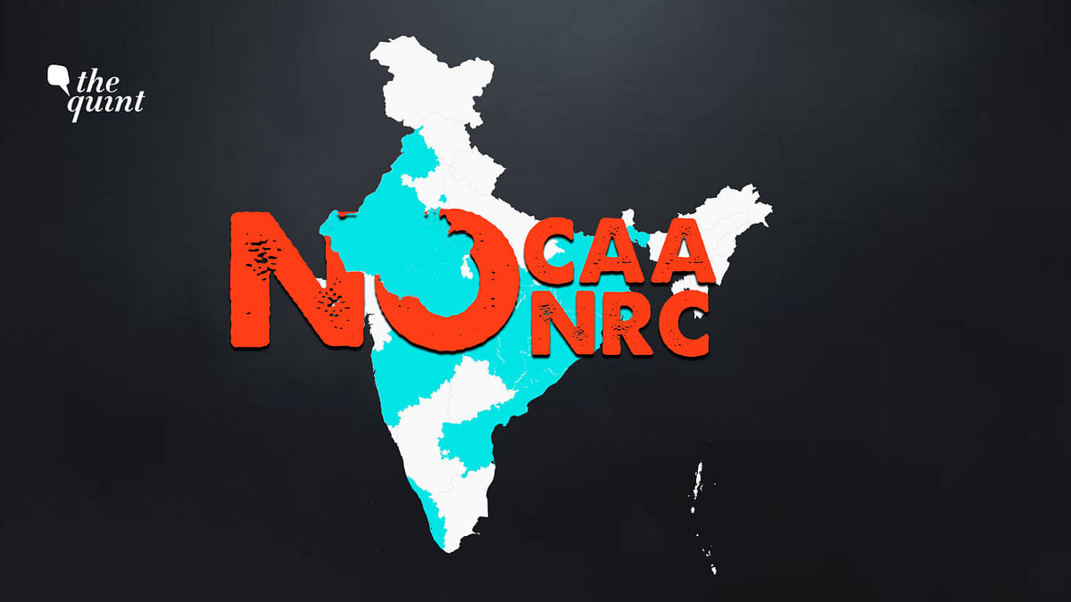List of states in India which have refused to implement CAA-NRC.