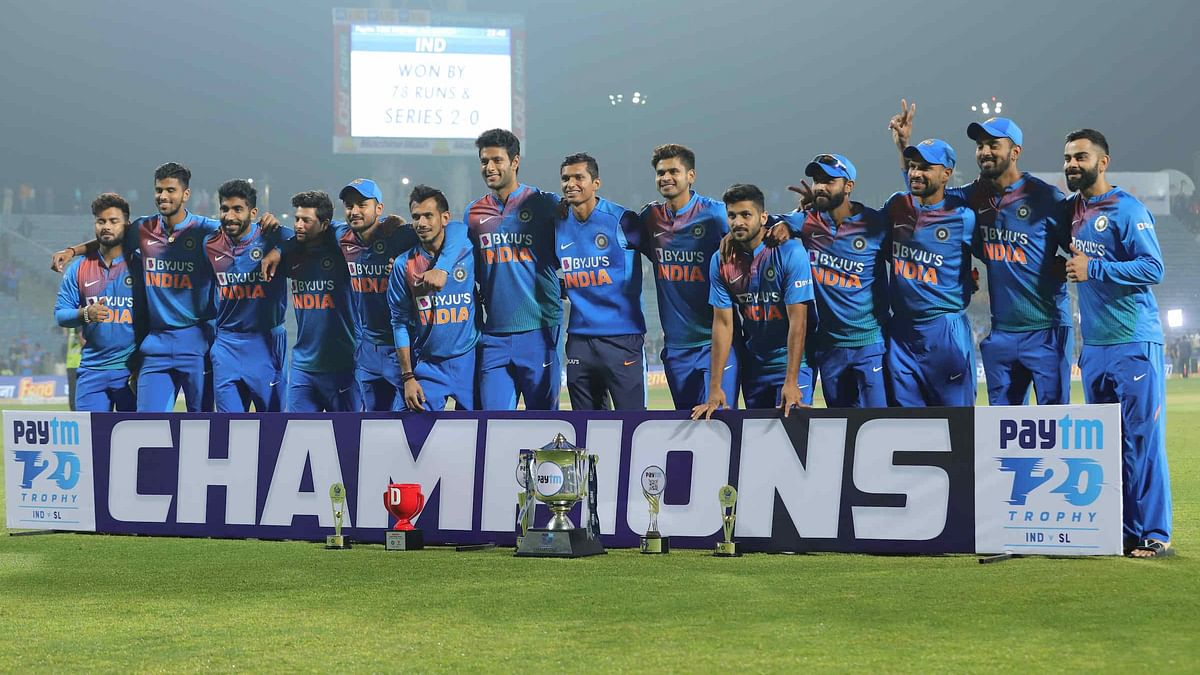 After the first match was washed out, India had won the second T20I in Indore, before they put on a clinical show to beat Sri Lanka by 78 runs in Pune on Friday.