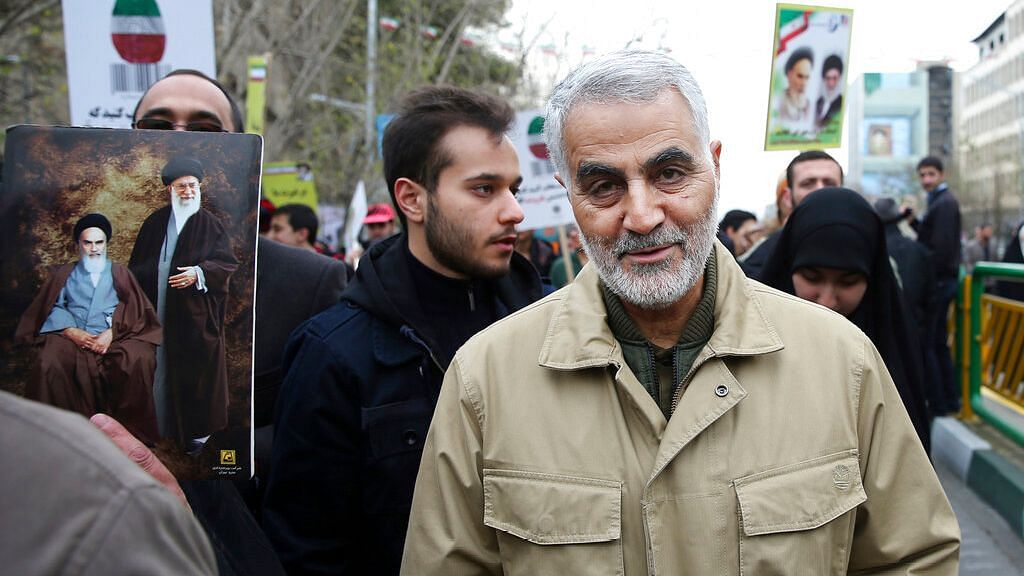 Pentagon Confirms Killing of Iran's Gen Soleimani in US Airstrike