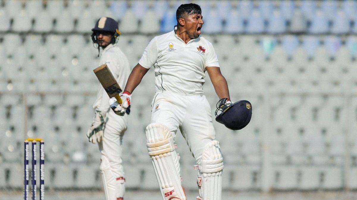 Ranji Round-Up: Sarfaraz Follows Triple Ton with Unbeaten 226