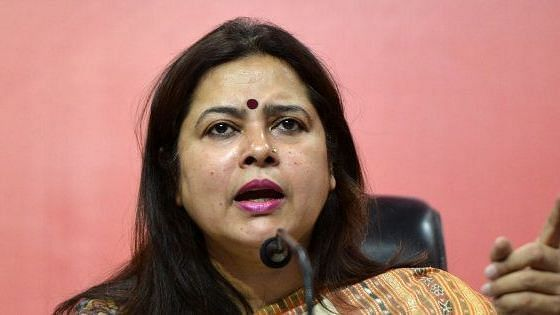 Twitter Apologised in Writing for Showing Ladakh in China: Lekhi