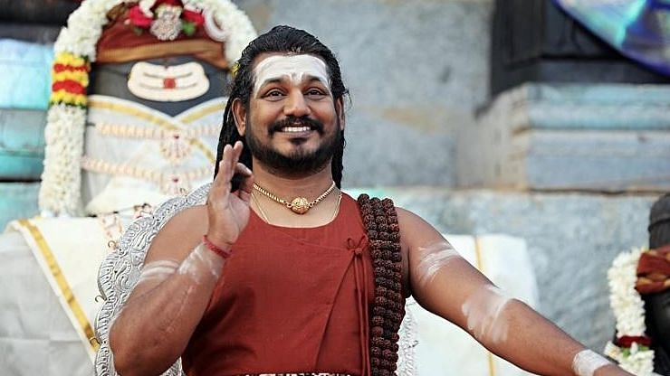 Is Rape Accused Godman Nithyananda Operating Account From Vanuatu?