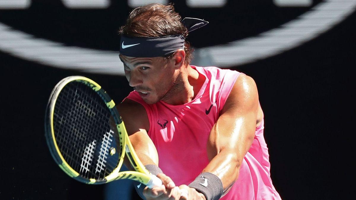 Ruthless Rafael Nadal Crushes Carreno Busta to Reach Last 16