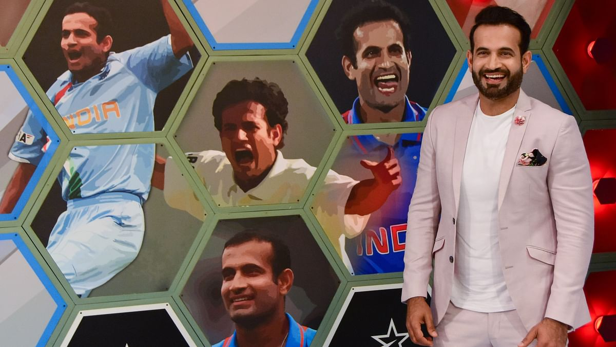 Four-Day Test is The Way to Go Forward: Irfan Pathan