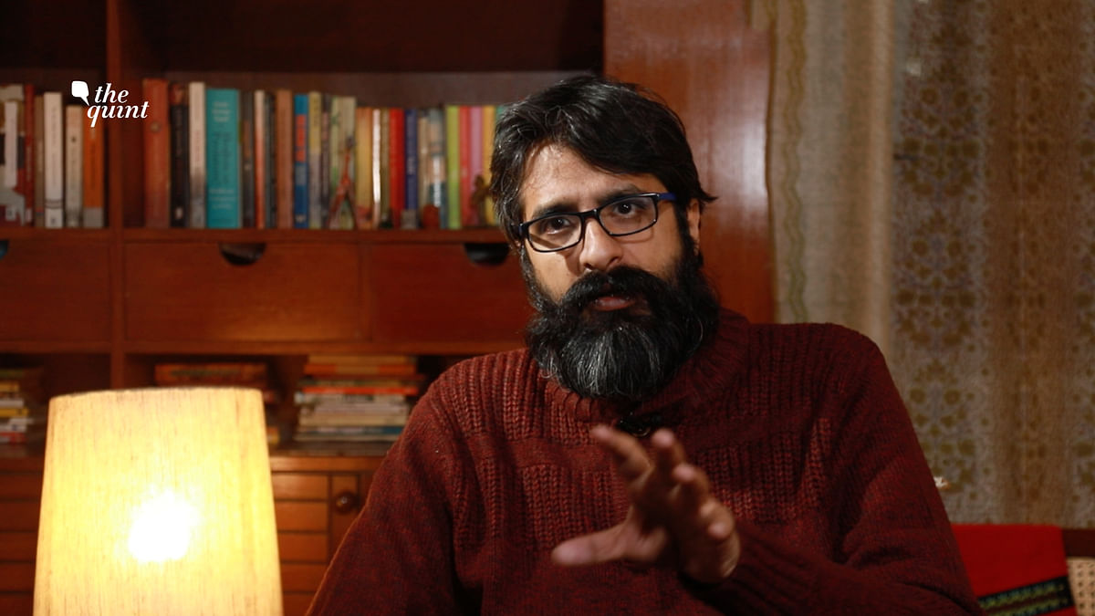 Nakul Singh Sawhney, filmmaker and founder of ChalChitra Abhiyaan.