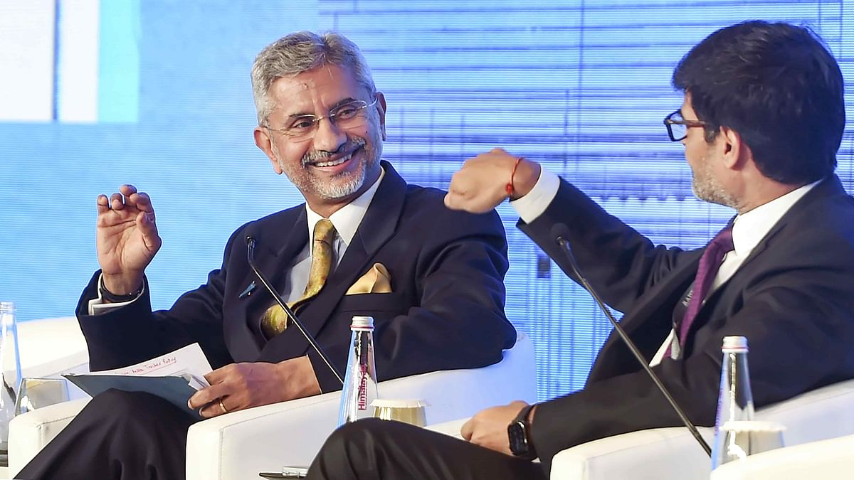 'India is a Prisoner of its Past Image,' Says EAM Jaishankar