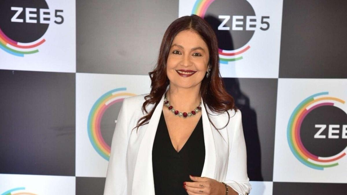 Actor and filmmaker Pooja Bhatt.