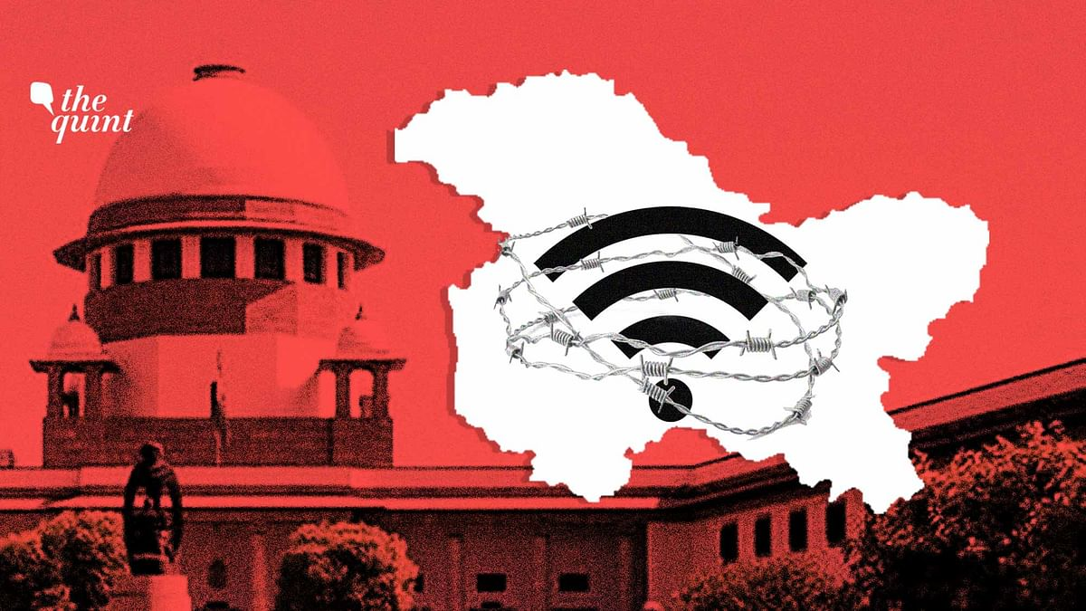 Internet services in Jammu & Kashmir have been suspended since 5 August