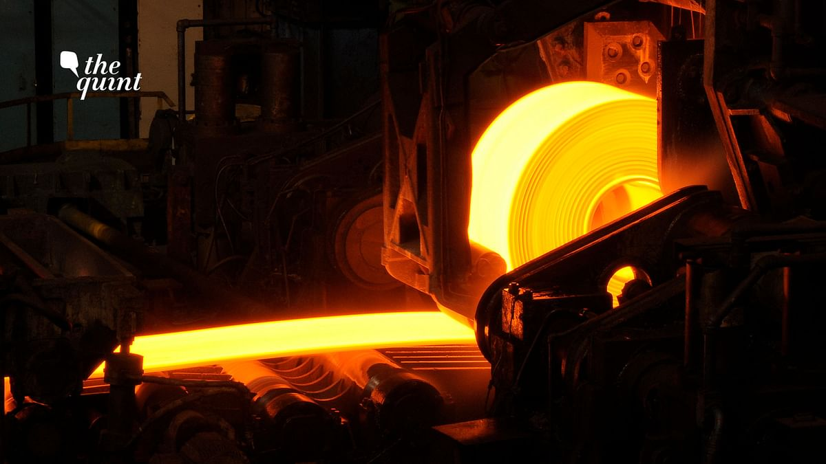 Manufacturing process at a factory. Image used for representational purposes.
