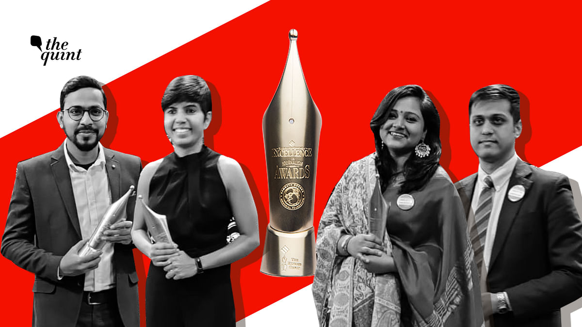The Quint Wins 3 Ramnath Goenka Excellence in Journalism Awards