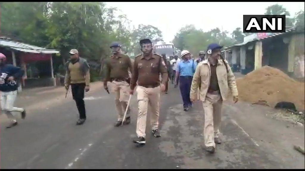 Security beefed up in Murshidabad