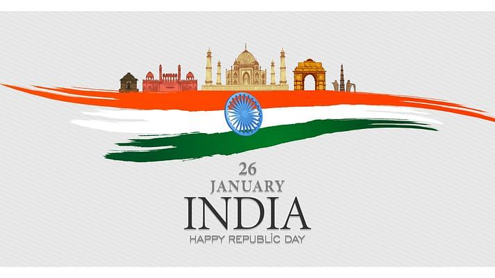 Happy 71st Republic Day Wishes, Images, Quotes & Greeting Cards