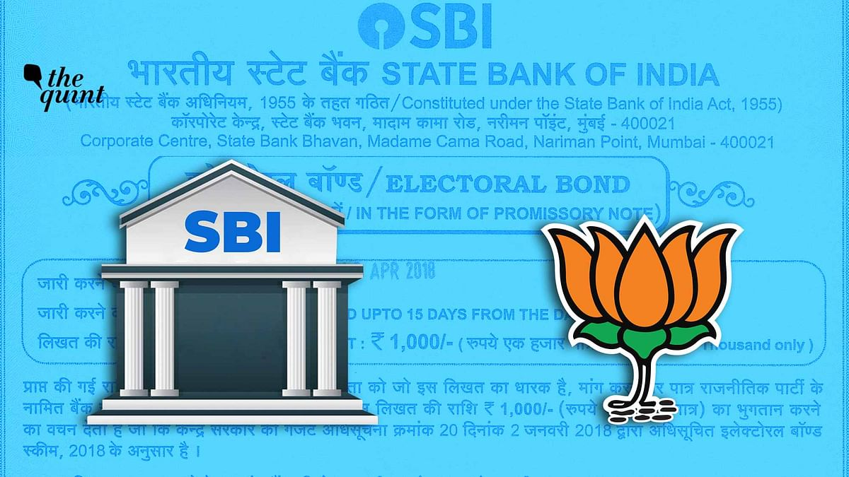 BJP Received 60% Of Electoral Bonds Sold Till March 2019