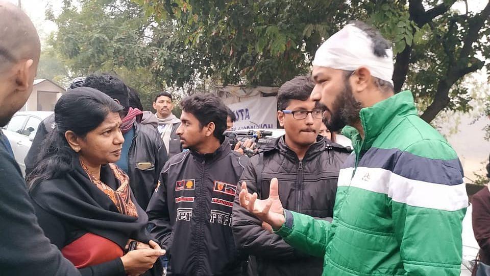 Ready to Join JNU Attack Investigation: ABVP's Komal Sharma