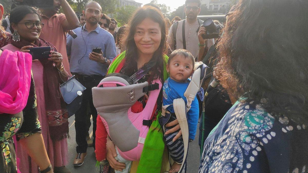'Dissent is Necessary, Listen to Youth': Irom Sharmila on CAA Stir