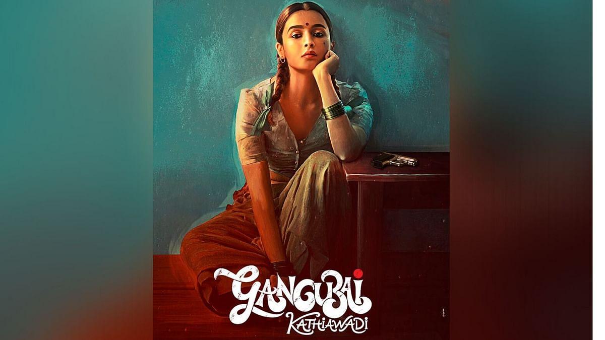 Deepika, Ranveer Shower Love on Alia's First Look as Gangubai
