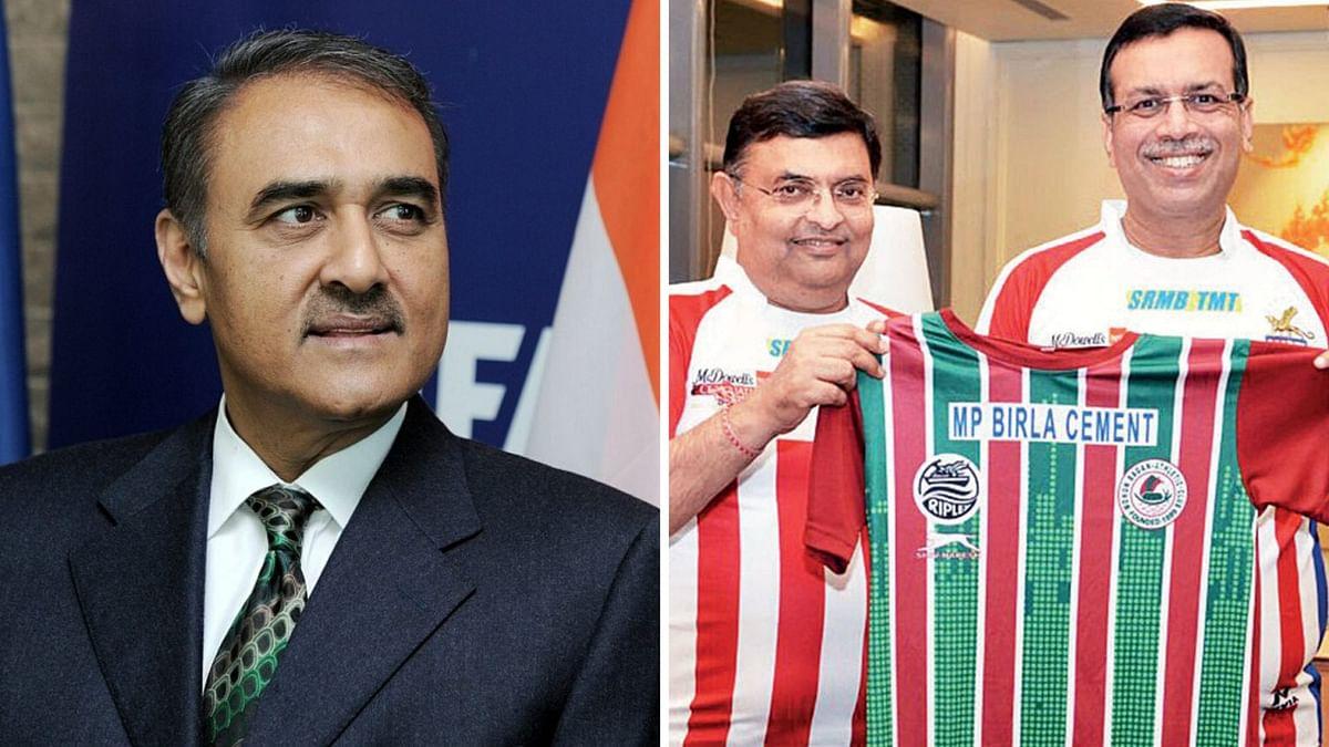 AIFF Chief Praful Patel Congratulates Fans of ATK, Mohun Bagan