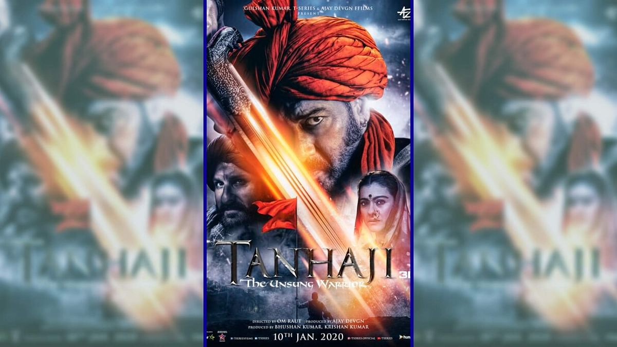 'Tanhaji' Unbeatable at Box Office, Crosses Rs 200 Cr