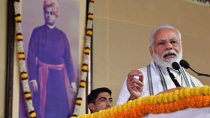 PM Modi Renames Kolkata Port, CM Mamata Skips Event Amid Protests