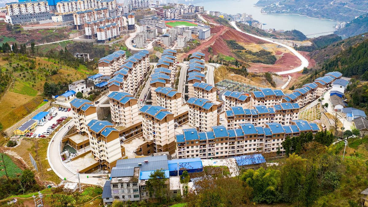 China Focus: Step-by-Step Development in Badong County