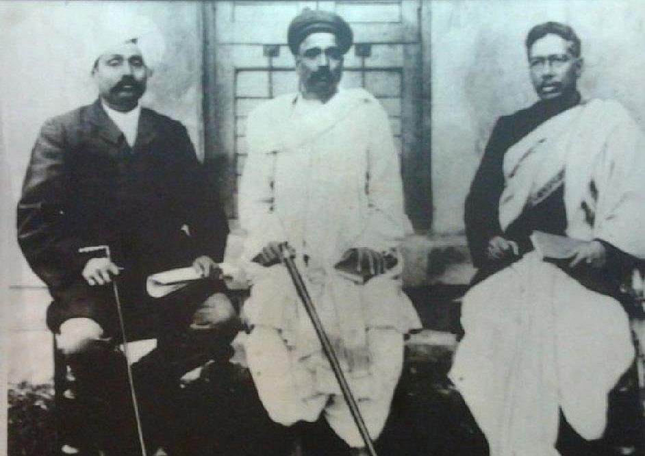 Lala Lajpat Rai (left) of Punjab, Bal Gangadhar Tilak of Maharashtra, and Bipin Chandra Pal of Bengal changed India's political discourse and freedom movement.