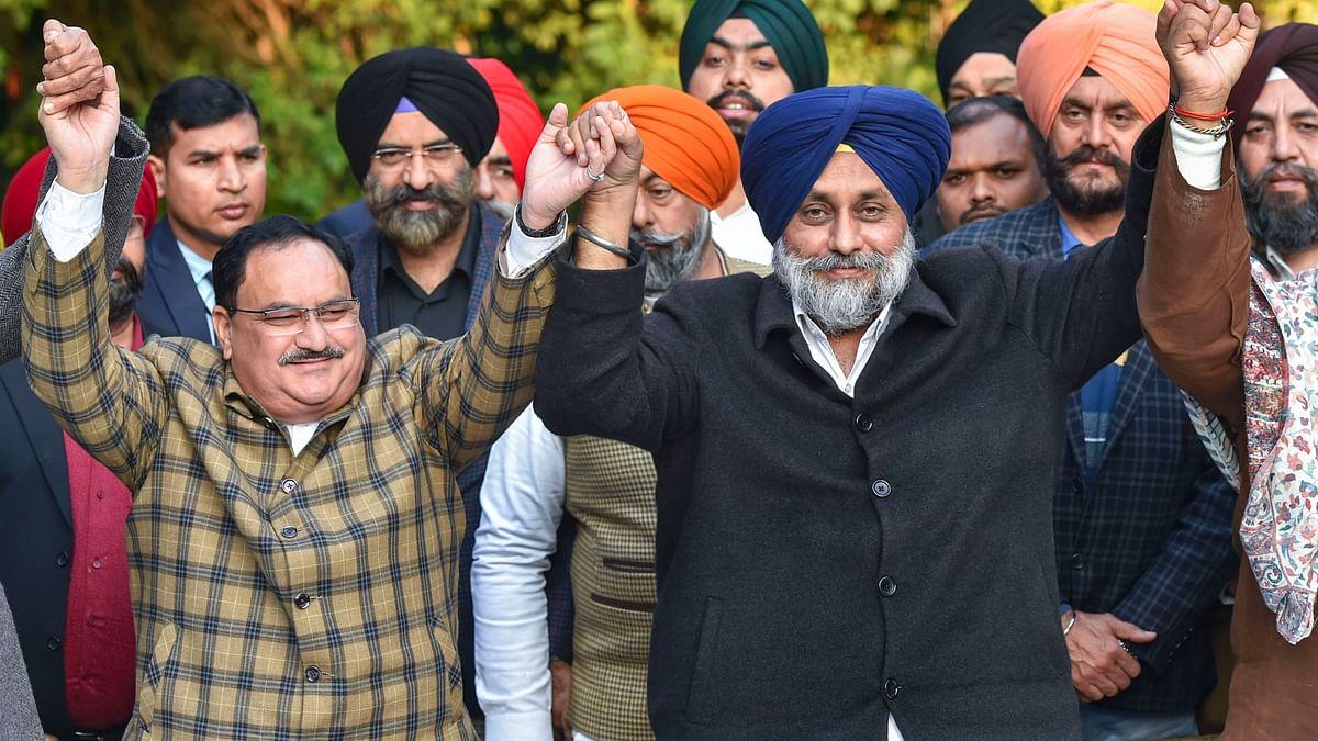 Shiromani Akali Dal Takes U-Turn, Will Support BJP in Delhi Polls