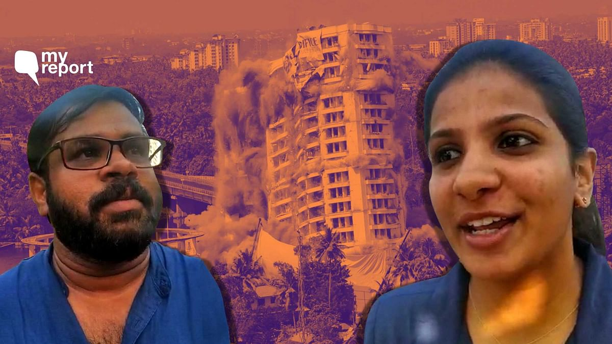 Maradu Demolition: 'It's Difficult to Pack Memories & Just Leave'