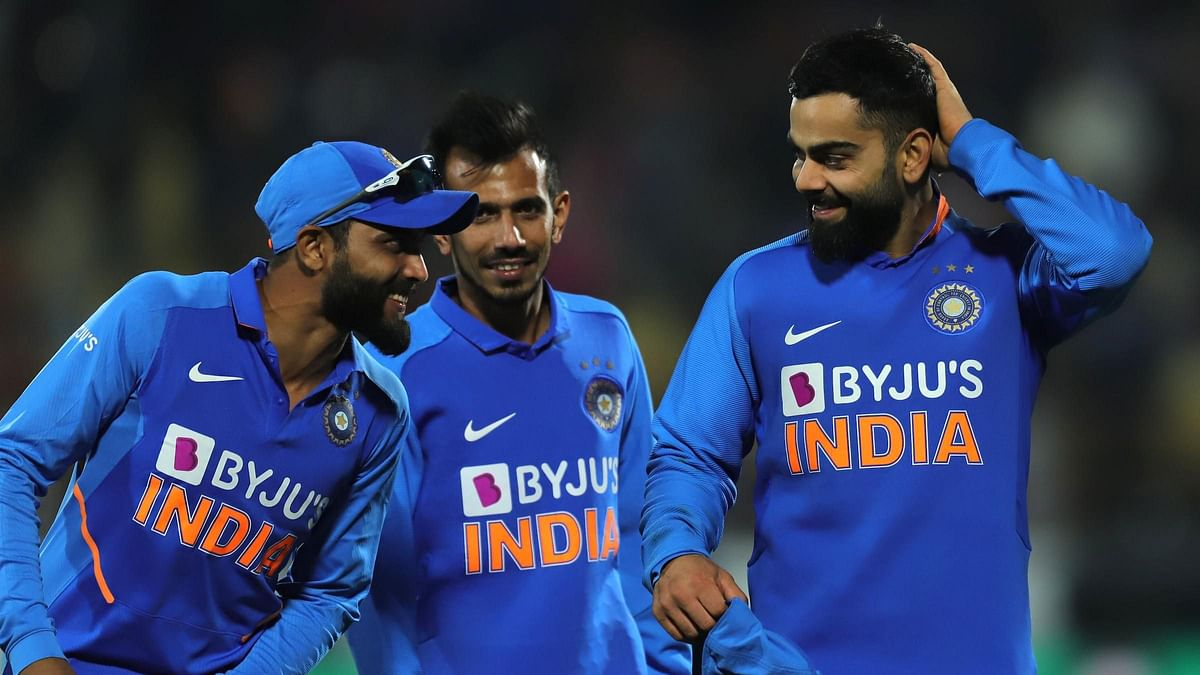 Stats: Records Tumbled as India Beat Australia in the 2nd ODI