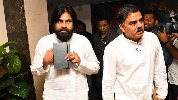 Pawan Kalyan's Jana Sena Forms Alliance With BJP in Andhra Pradesh