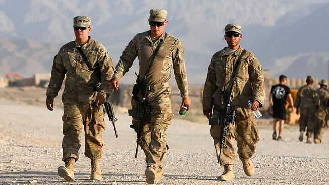 8 Rockets Hit Iraq Airbase Hosting US Troops, 4 Injured: Military