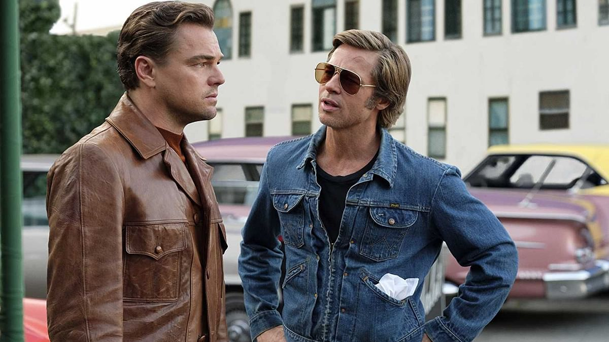 A still from <i>Once Upon a Time in Hollywood</i>.