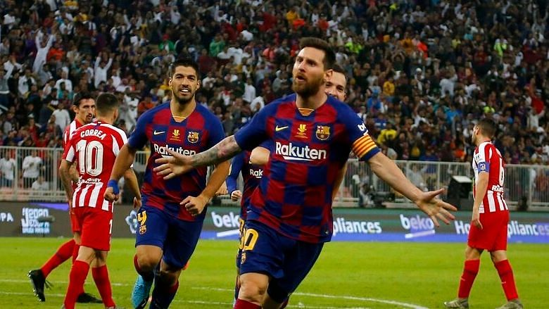 Barcelona Edges Real to Become Highest-Earning Football Club