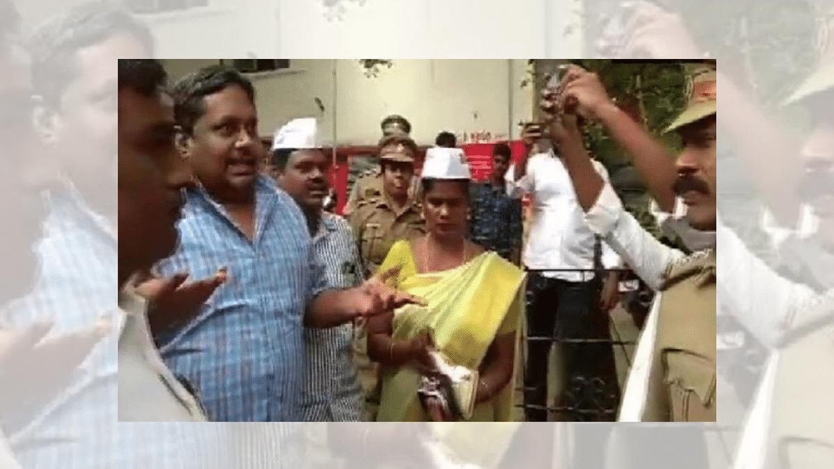 Tamil Nadu Journo Held for Books on 'Corruption' in AIADMK Govt