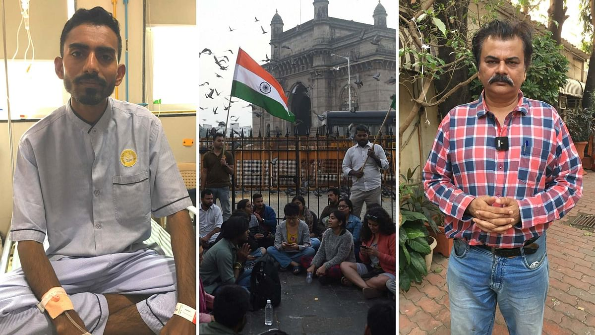 Mumbai: Protesters Who Didn't Even Attend 6th Jan Rally, Booked
