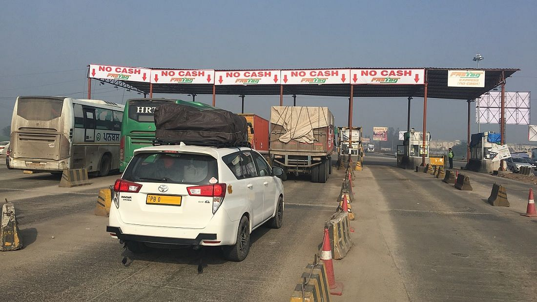 The government said maintenance of roads and availability of emergency resources at toll plazas will continue as usual.