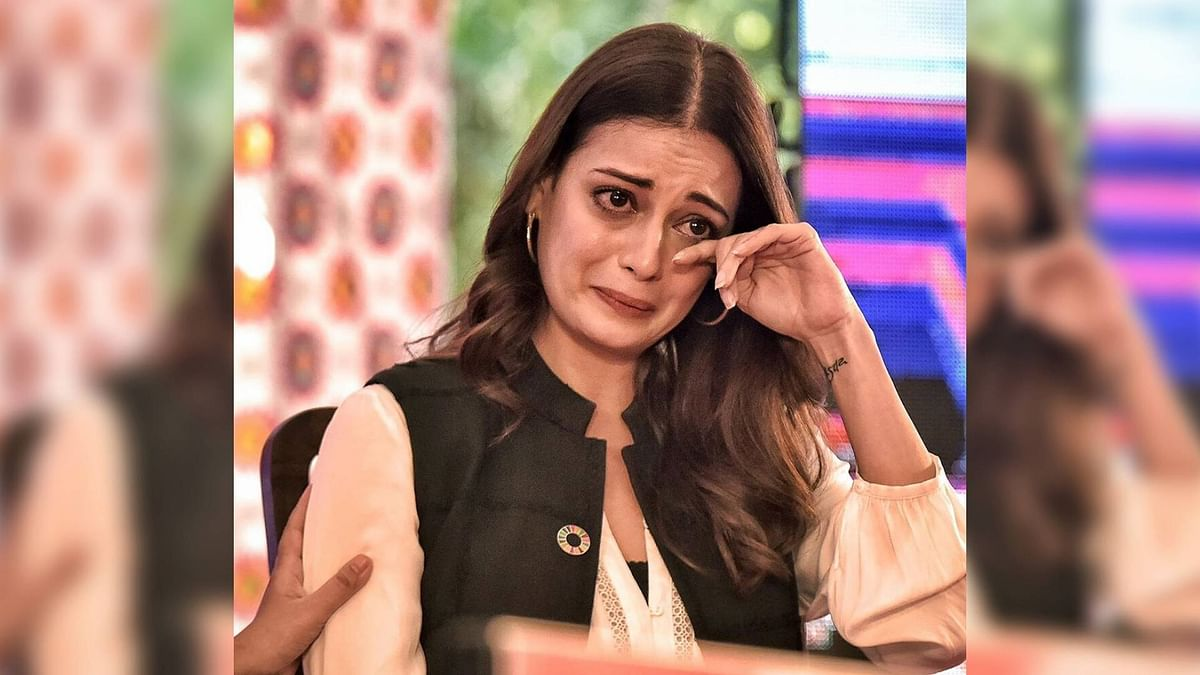Dia Mirza Breaks Down at JLF After News of Kobe Bryant's Death