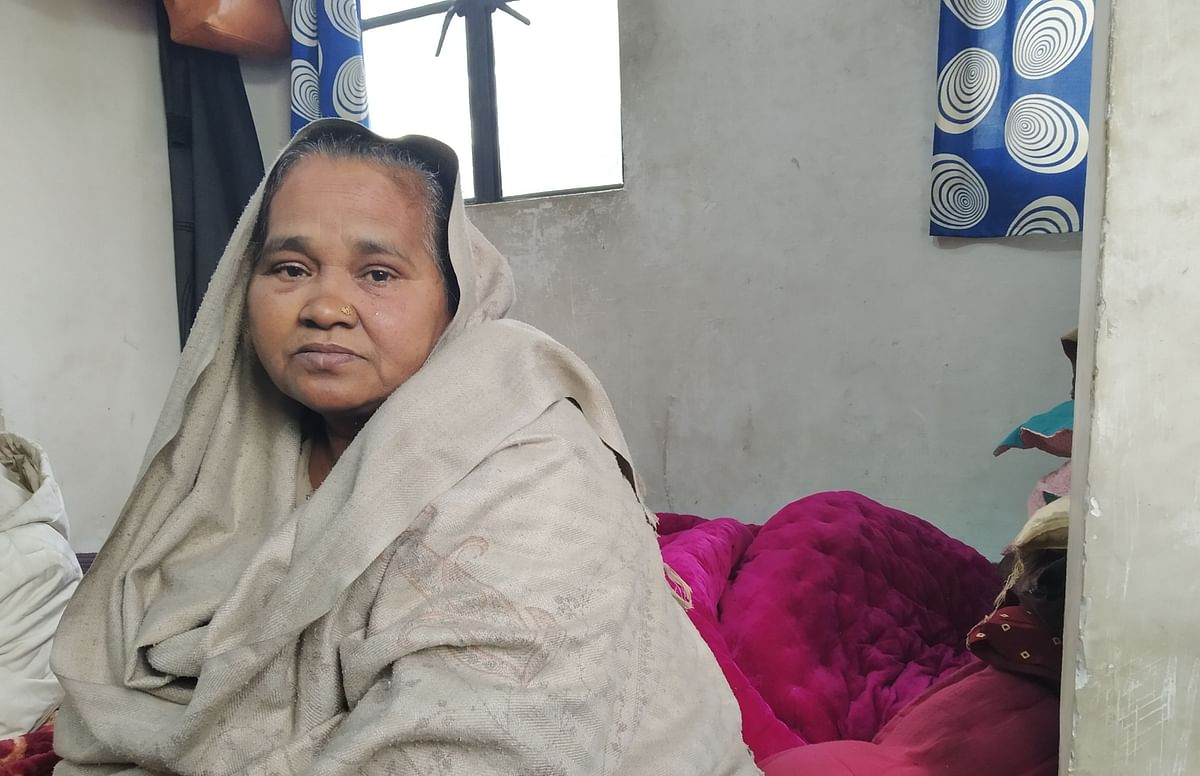 Aftab's mother Najma Begum had last spoken to her son at 1 pm on 20 December.