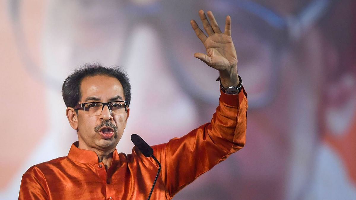 File image of Maharashtra CM Uddhav Thackeray, used for representational purposes.