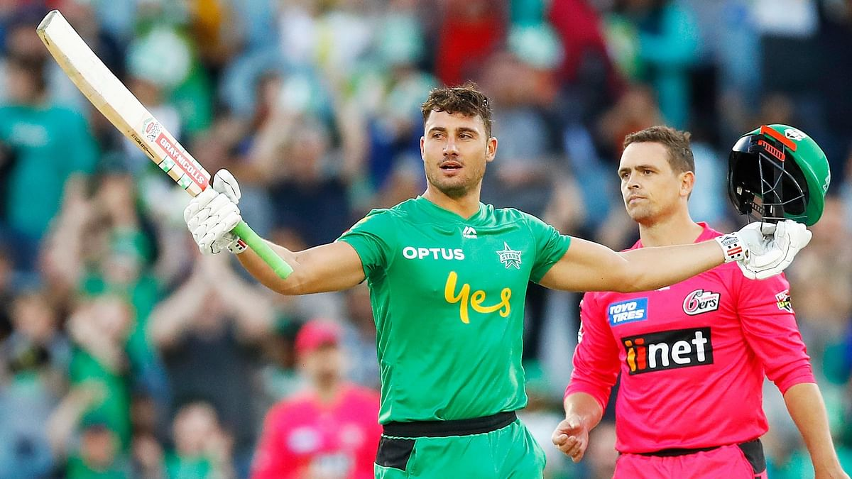 Marcus Stoinis Slams Highest-Ever Individual Score in BBL History