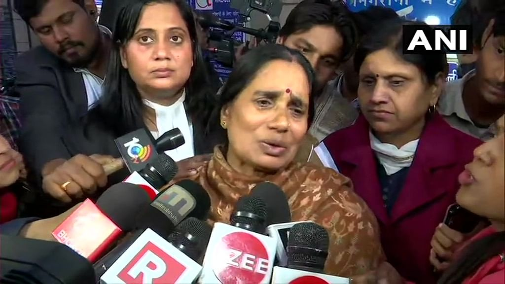 Convicts Have No Right to Live: Nirbhaya's Mother on Hanging Stay