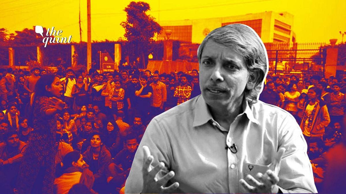 JNU VC Jagadesh Kumar's Stormy Tenure Amid Unrest, Controversies