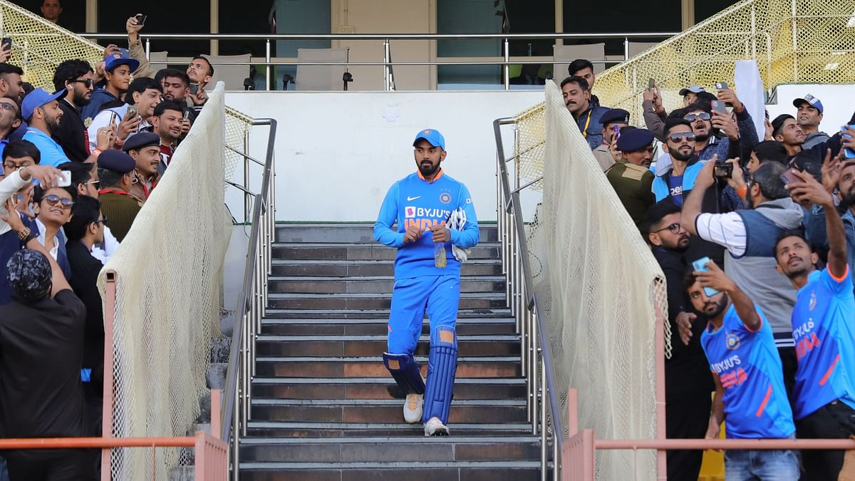 KL Rahul has been named India's vice-captain in the limited-overs teams, in the absence of Rohit Sharma who is injured.