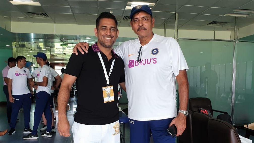 MS Dhoni May End His ODI Career Soon: India Coach Ravi Shastri