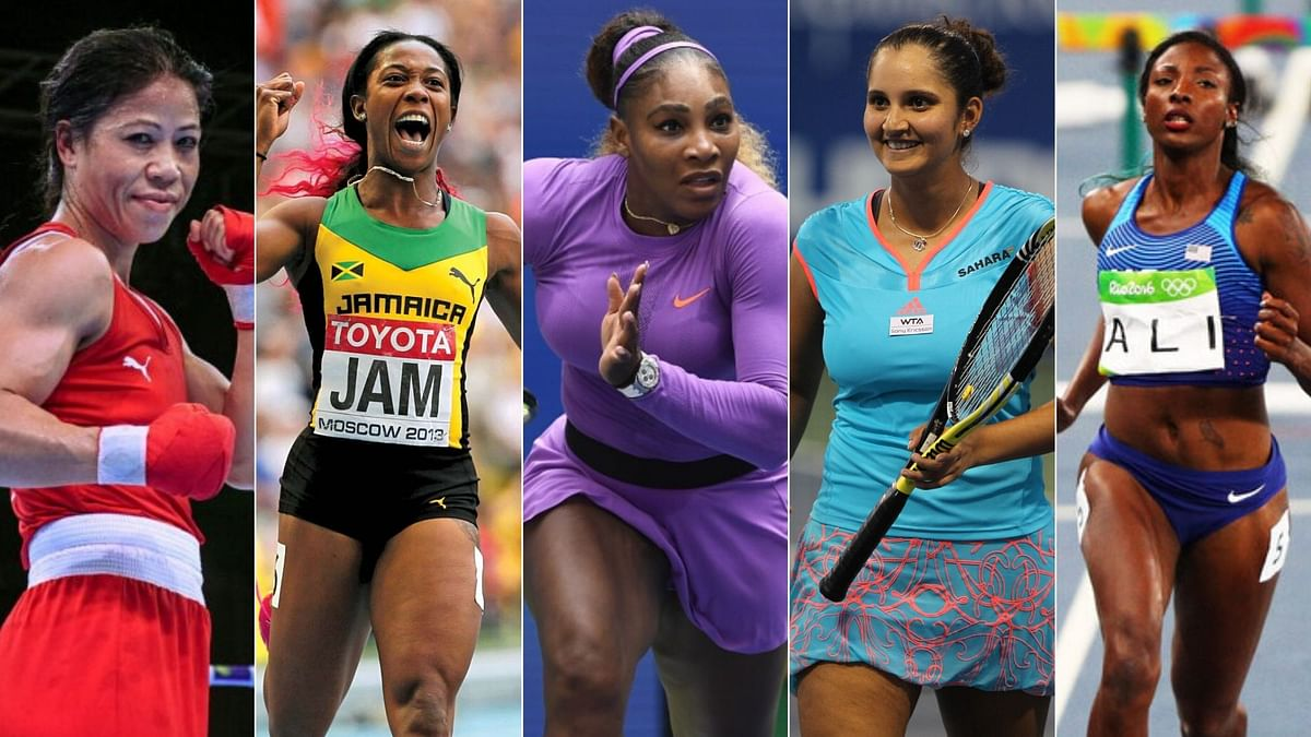 Mary, Sania, Serena: Glorious Comebacks After Maternity Leave
