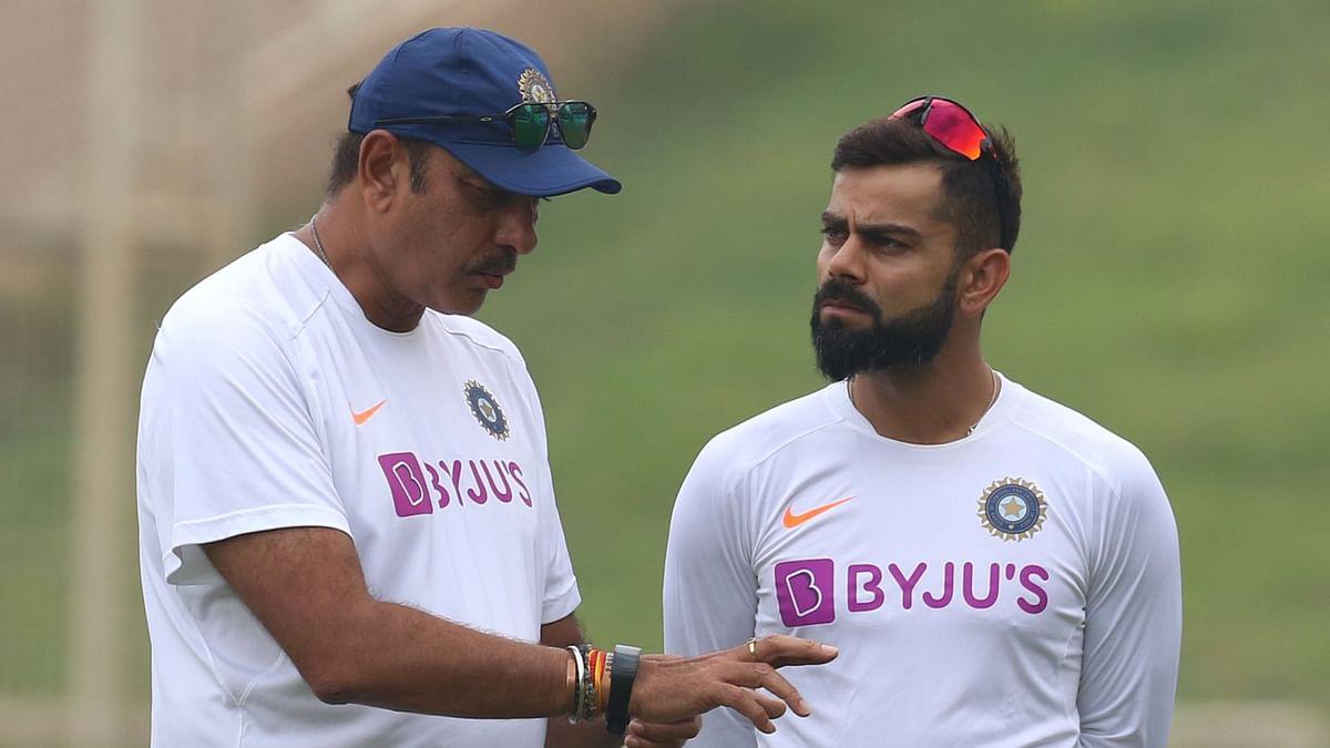 India Skipper Virat Kohli Is Improving by the Day: Ravi Shastri