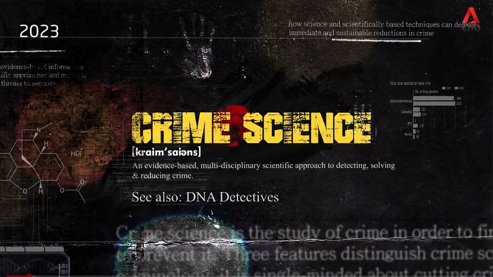 'Crime Science' is a Gripping Series on Tech-Enabled Investigation