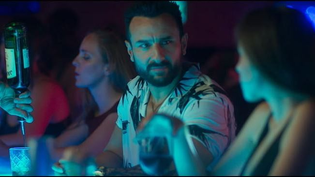 Watch: Saif Recreates the 'Ole Ole' Hook Step in Jawaani Jaaneman
