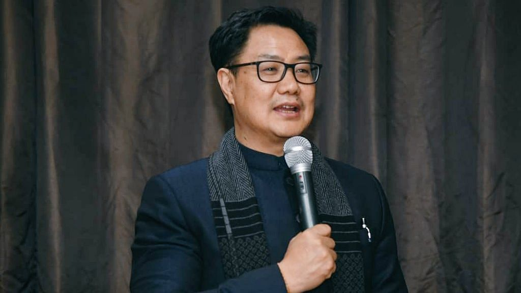 Rijiju Says Sports Activities Allowed But No Access to Gyms, Pools