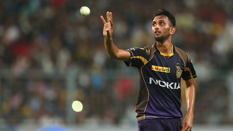In 18 IPL matches, Prasidh Krishna has picked up 14 wickets with a strike rate of 29 and with an economy rate of 9.32.